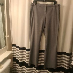 The Limited grey gray slacks dress pants